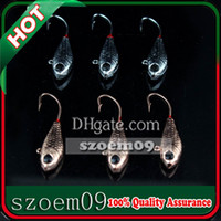 Wholesale Made in Japan High Quality G Lead Hook Fish Style Fishing Lure Jigs Hooks