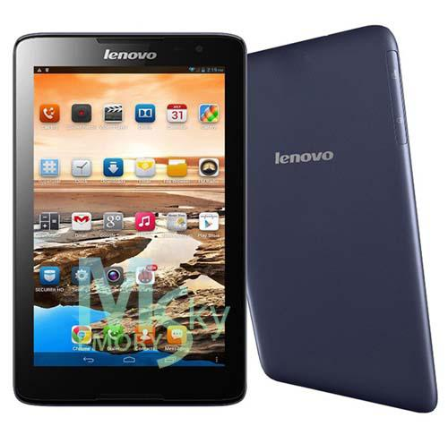 Tablet PC Lenovo A3300 7,0 pouces phablet Android 4.2 MTK8382 Quad Core 1.3GHz T