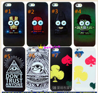 Wholesale 2014 Cute Spiderman batman Case Cell Phone Accessories Cell Phone Cases for iphone5 iphone5s iphone4 iphone4s from bond50 ePacket to USA