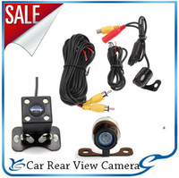 Wholesale New Universal Line HD Vhicle Top Night Vision With Lamp Plugin Adjustable Reverse Camera Car Rear View Parking Assistance Car Rear View