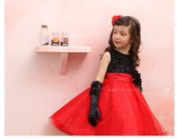 TuTu Summer Ball Gown Princess sequins yarn series of the dress summer sweet baby clothing Lovely beautiful skirts wholesale 2014new freeshipping2Y-6Y