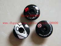 20mm bicycle headsets - New design brand full carbon fibre bicycle parts full carbon headset top cap for mtb mountain road bike