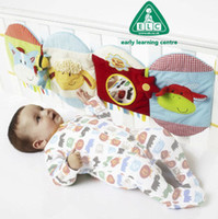 Cloth 0-12 Months OEM Wholesale-OP-Brand Elc Baby Multi-function Cartoon Animal Bed Handing Cloth Books Toys Lalababy Bumper SHD-864
