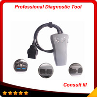 Wholesale 2014 New Arrival Consult III Consult Tool Professional Diagnostic Consult Interface Auto Diagnostic Scanner