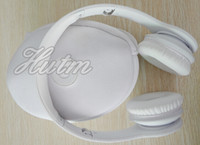 Wholesale YP Super bass White Original DJ stereo audio Mobile phone HD solo Headphones Headsets in carry case