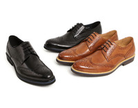 Cheap Lace-Up oxfords shoes Best Men Spring and Fall business shoes