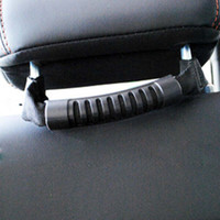 Wholesale 2PCS Rugged Ridge Rear Seat Grab Handle Set JEEP Wrangler JK Black