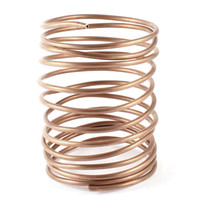 air conditioner tubing - Air Conditioner Copper Pipe Copper Tone Refrigeration Coiled Tubing Coil M Ft Long mm Dia Good quality