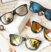 Resin Lenses popular sunglasses - Popular Universal sunglasses fashionable Classic Outdoors Colorful Shades popular sun glasses mirror lenses Quality guaranteed
