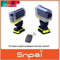 Digital Camcorders HDD / Flash Memory Less than 2'' SJ3000 Full HD1080P digital video camera Wireless Remote Control digital mini Camcorders Waterproof sport action camera
