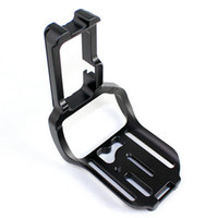 Wholesale Quick Release Plate L plate Tripod Head Bracket for D Mark III D3 with BG E6 Battery Grip Mount DSLR Accessories