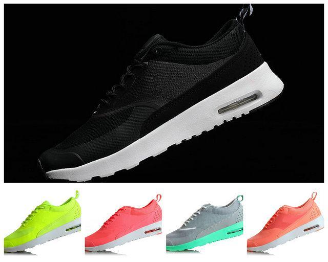 2014 Women Running Shoe New Design 90 Max Thea Print Athletic ...