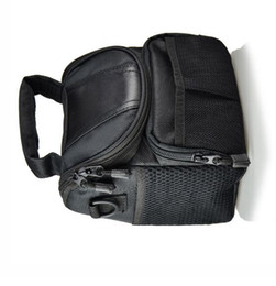 Wholesale Waterproof Camera Case Bag for Nikon DSLR D3200 D3100 D3000 D5200 D5100 D5000 D7100 D7000 D90 D80 D70 D70S D60 D50 D40 Black color