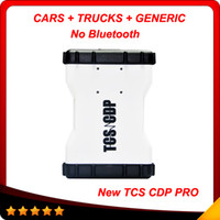Code Reader For BMW Launch 2014 Top selling tcs cdp pro plus for car & truck wth led Multi-language 2013.3 version No bluetooth + Carton box DHL free
