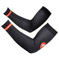 2014 cafe new pro team 1pair Livraison gratuite New Bike Arm Warm Kit Cycling Arm Warmers Bicycle Riding Arm Sleeve Cover