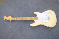 Wholesale 2015 new factory FD ST Yngwie Malmsteen neck scalloped electric guitar