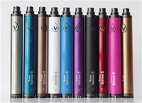 1600mah Adjustable  2014 New 1600mah Vision Spinner 2 Variable Voltage Battery 3.3V-4.8V eGo c Twist Battery Vision Spinner II for CE4 CE5 CE5+ MT3 eGo Atomizer