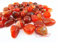 Wholesale Natural crystal agate stone decoration handmade agate stone agate stone decoration