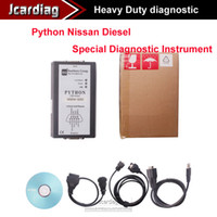 For Toyota heavy duty tools - Heavy Duty Diagnostic Python for Nissan Diesel Special Diagnostic Instrument for OBD II Vehicle diagnostic networks Python Tool