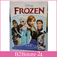 Wholesale 2014 Hot FROZEN Story Book Kid s Educational Book Ice and Snow Comic Book Elsa Storybook