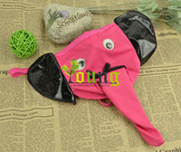 Men Spandex Character New Sexy Men's Thong Elephant Nose Pouch G-String T Pants Underwear Novelty Briefs 2Colors Free Shipping