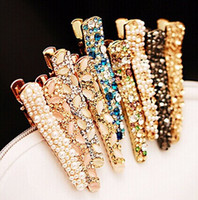 Cheap 2014 Hair Barrettes for kids adult Fashion low price Baby Infant Beautiful Kid Hair Band Accessories hair Diamond wholesale hair Barrettes