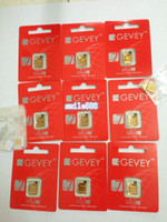 Wholesale Gevey Ultra S world wide unlock sim card iPhone S for iOS7 iOS iOS X iOS IOS gevey Ultra s sim