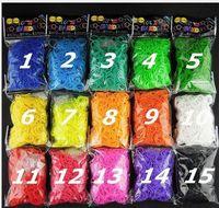 Cheap Unisex rainbow loom Best 5-7 Years Multicolor rubber loom