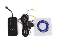Cheap TK110 Realtime gps Tracker GSM GPRS GPS Vehicle Tracking system Device free shipping
