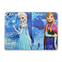 9.7'' For Apple PU Frozen Cartoon Movie For iPad Air iPad 3 iPad4 iPad mini PU Leather Case Stand Case