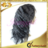 Wholesale front lace wig full lace human Hair wigs Brazilian Virgin Hair Body Wave Human Hair Glueless Lace wigs Hand tied wigs