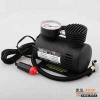 Wholesale 0129 onboard charge pump micro car hit the pump V car tire inflator pump cheer Machine