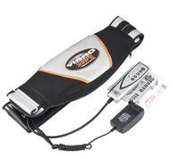 Wholesale 2014 Promotion VIBRO SHAPE Vibro Shape massage belt Fitness Belts Electric belt massage belt Free DHL Shipping