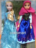 2014 New Cute Frozen Anna Elsa Mini Baby Doll Frozen Princes...