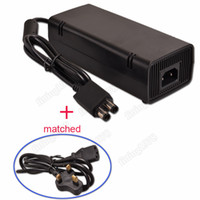 For Xbox   Xbox 360 X-360 Slim AC Power Supply Adapter Brick Charger Replacement