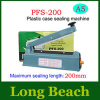 Wholesale v impulse sealer Heat plastic bag Sealer impulse sealing machine suitable for heat shrink packing cm
