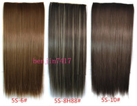 Wholesale Ladies a chip hair wigs and hair pieces