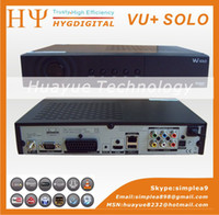 Receivers DVB-S  Best Price Vu Solo DVB-S2 PVR Linux for all the world surport cccam Enigma 2 Linux Satellite Receiver VU SOLO  VU+ solo 2