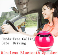 speakers - Bluetooth Speaker Wireless hand free calling FM TF Card Bluetooth Multi function Bluetooth Speaker For Phone Tablet PC Ipod dhl free