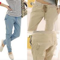 Women Flare Skinny Brand Fashion 2014 Women Pants Bandage Harem Sport Long Trousers Sweatpants Yoga Women's Femininas Palazzo Lulu Plus Size S-XL