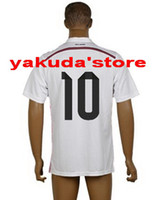 Customized 14- 15 Season #10 James Rodríguez Jerseys Soccer F...