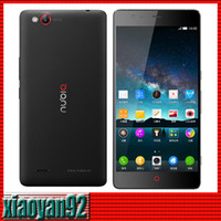 WCDMA Quad Core Android 4G ZTE Nubia Z7 Mini android cell phones 5.0inch Qualcomm Quad Core 2.0GHz CGS FHD Screen 2GB RAM 16GB 13.0MP Android 4.4 FDD-LTE TDD-LTE