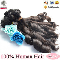 Mongolian Hair fumi hair natural color high quality 7a Grade 100% Mongolian remy hair can be dyed can be bleach fumi hair extension