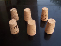 cork Bottle Stopper Cork 22*17*30mm,Natural Glass Red Wine Bottles Stopper Cork Cap,wholesale