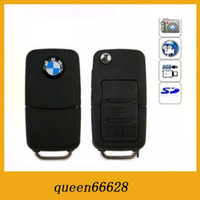 Wholesale Sample car key chain Camera S818 Recorder DVR hidden Car Key Hidden Camera S818 fps With Motion Detection from queen66628