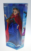 AAA Quality Doll with Music and Led Light Anna Elsa Empress ...