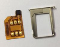 Unlocking Card gevey 5.0 - MOQ High quanlity GPP Unlock sim for iPhone S GSM iOS8 X iOS X iOS iOS Sprint Verizon T Mobile AU SB Bell Gevey rsim