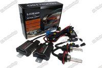Wholesale 2014 w AUTO KIT HID XENON BULBS Xenon vs Halogen D2S Car Lamps Headlights Fog Light H1 H3 H7 H11 H8 H9 HB3 HB4