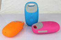 Universal bath seals - IPX4 portable mini waterproof bath shower bluetooth speaker waterproof shower bathroom pool speaker with TF card slot
