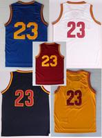 lebron james jersey - Cavs Lebron James Jersey New Season Throwback Basketball Jerseys Mix Order